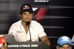 FIA press conference: Vitantonio Liuzzi
