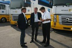 Pasquale Lattuneddu, FOM, Mauro Sipz, Founder, yeni series Formula N. T07, Marcello Lotti, Genel Müdür, KSO