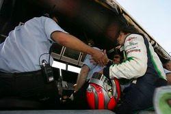 Nelson A. Piquet décroche la pole position