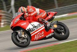 Loris Capirossi, Ducati