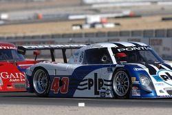 Pontiac Riley Derhaag Motorsports n°40 : Randy Ruhlman, Justin Bell, Paul Dallenbach