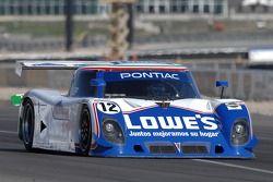 #12 Lowe's Fernandez Racing Pontiac Riley: Adrian Fernandez, Mario Haberfeld, Vitor Meira