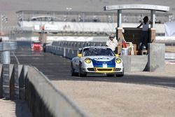 #72 Tafel Racing Porsche GT3 Cup: Wolf Henzler, Robin Liddell, Andrew Davis