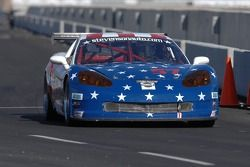 Stevenson Motorsports Corvette n°57 : Tommy Riggins, Vic Rice, Dominic Cicero II