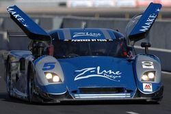 Ford Crawford n°5 Essex/ Finlay Motorsports : Rob Finlay, Michael Valiante, Dane Cameron
