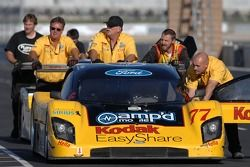 #77 Feeds The Need/ Doran Racing Ford Doran: Michel Jourdain, Harrison Brix, Oriol Servia