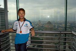 Makoto Tamada visite Kuala Lumpur