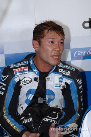 Makoto Tamada, Honda