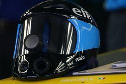 Renault F1 refueller et casque