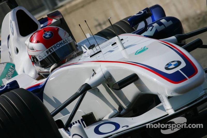 Robert Kubica, BWM Sauber - Grand Prix Włoch 2006