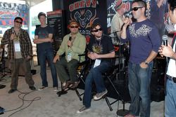 Barenaked Ladies at Chevy Fanfest