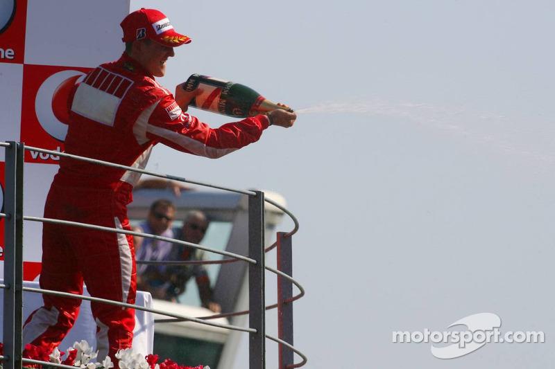 2006: Michael Schumacher, Ferrari