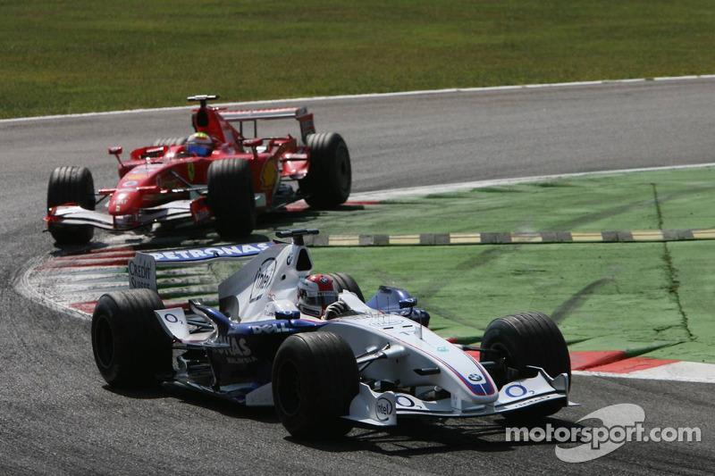 #8: Robert Kubica, GP de Italia 2006