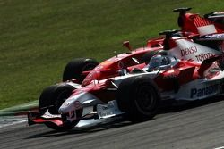 Felipe Massa y Jarno Trulli