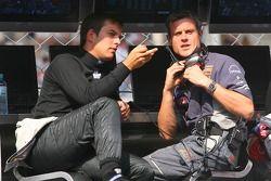 Giorgio Mondini et Dominic Harlow
