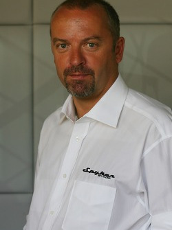 Spyker MF1 Racing press conference: Mike Gascoyne, Chief Technology Officer