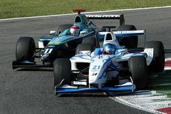 Clivio Piccione et Nelson A. Piquet