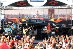 Barenaked Ladies perform live