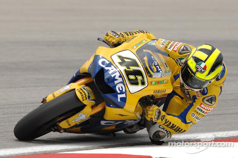 2006. Valentino Rossi
