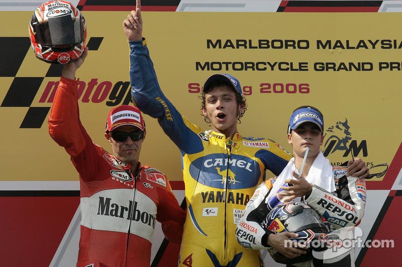 58. Gran Premio de Malasia 2006
