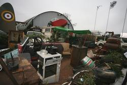 The Goodwood scrapyard