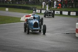 Bugatti Type 35B: Julia de Baldanza