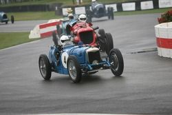 Riley Brooklands: Kenneth White