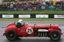 Napier-Bentley: Chris Williams