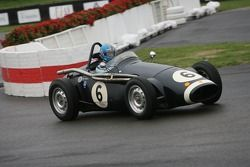 Connaught B-Type: Nick Wigley