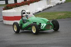 Cooper-Bristol Mk2 T23: Graham Burrows