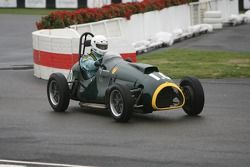 Cooper-Bristol Mk2 T23: Michael Parr