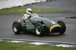 Connaught A-Type: Michael Milligan