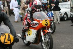 Honda CR 450: Michael Rutter