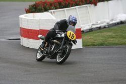 Manx Norton 500: Stuart Tonge