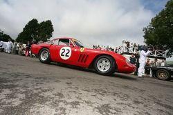 Ferrari 330 LMB: Peter Hardman, Nicolas Minassian
