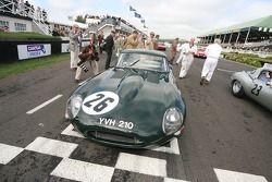 Jaguar E-Type Lightweight: Juan Barazi, Michael Vergers