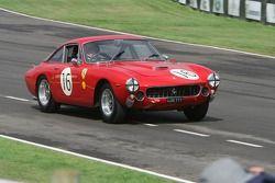Ferrari 250 GT Lusso: Tony Jardine, Paul Osborn
