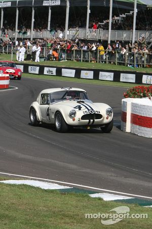 AC Cobra Le Mans Coupe: Frank Sytner, Tiff Needell