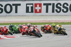 Start zum GP Malaysia 2006 in Sepang: Dani Pedrosa, Repsol Honda Team, führt