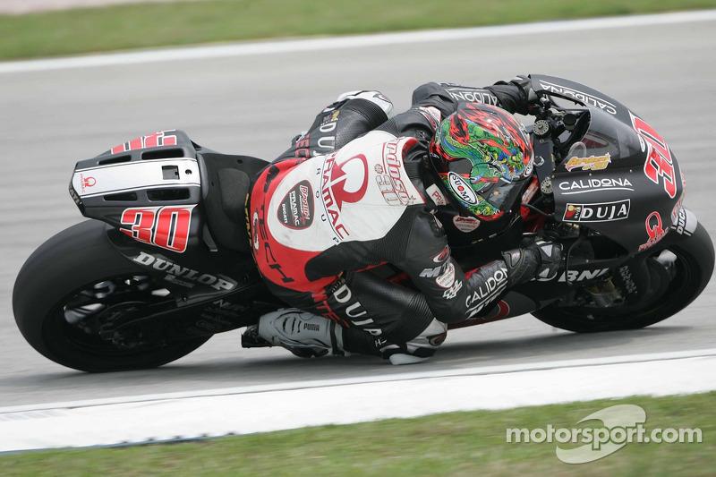 Team D'Antin - Ducati