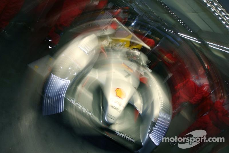 Ринальдо Капелло, Audi Sport Team Joest, Audi R10 TDI (№7)