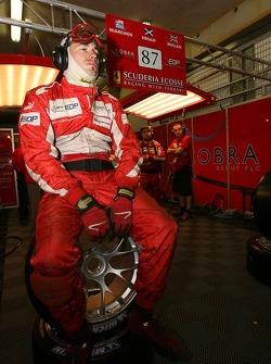 Membre de l'écurie Scuderia Ecosse
