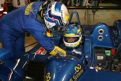Giuseppe Gabbiani et Felipe Ortiz
