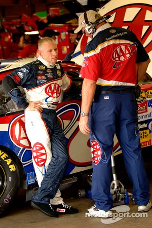 Mark Martin and Pat Tryson
