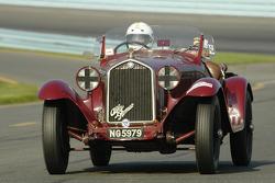 1933 Alfa Romeo 6C/GS