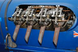 1928 Franziss Special right engine bank