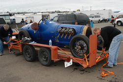 1928 Franziss Special going home