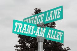 The intersection of the day