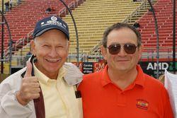 Oscar Koveleski and Sam-the pizza man-Rossi