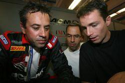 Jean-Denis Deletraz et Andrea Piccini